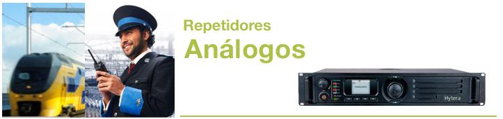 repetidores analogos